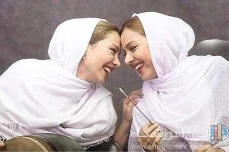 خواهران مهرناز و فرناز دبیرزاده
