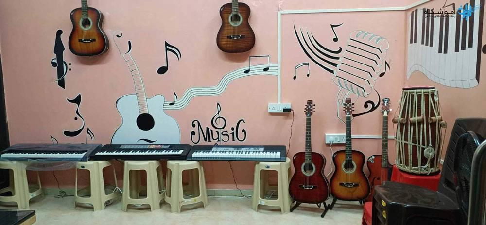 بهترین روش آموزش موسیقی کودک