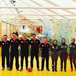 کلوپ تخصصی ورزشی کودکان تهران