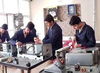 آموزشگاه فنی و حرفهای تاسیسات گستران