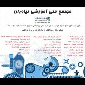 مجتمع فنی آموزشی نیاوران (دیپلم کاردانش) - بهترین مجتمع فنی منطقه 3 - مکانیک و برق خودرو در جردن
