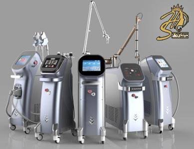 فروش و آموزش فوق تخصصی کار با دستگاه ها و تجهیزات زیبایی و تناسب اندام و پزشکی