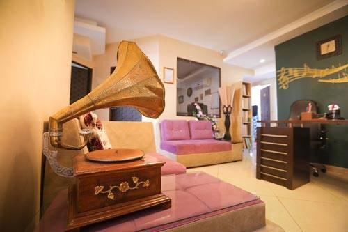 آموزشگاه موسیقی آوای ماهان در ستارخان غرب تهران
