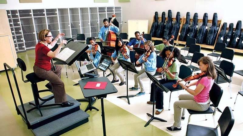 بهترین کلاس موسیقی تهران
