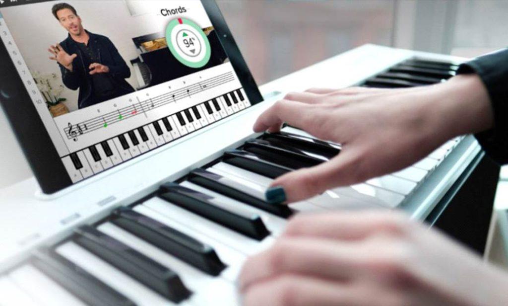 کلاس موسیقی آنلاین