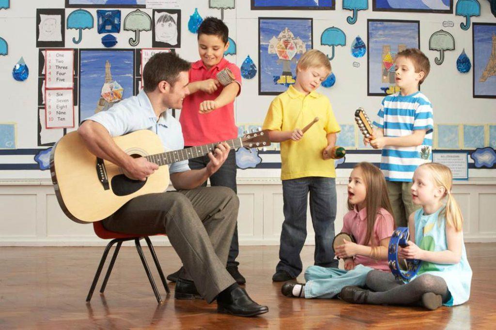 کلاس آنلاین موسیقی