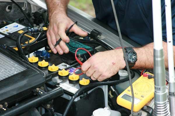 باتری سازی منطقه 8