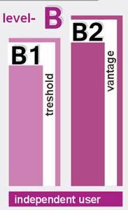 سطوح B1 - B2 آزمون گوته